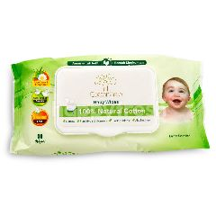 Cotton Tree Baby Wipes