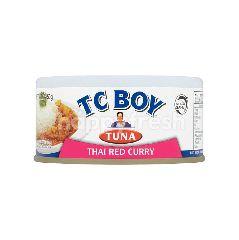 TC Boy Tuna With Thai Red Curry