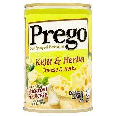 PREGO Spaghetti Cream Sauce Cheese & Herbs