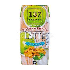 137 Degrees Matcha Green Tea Latte