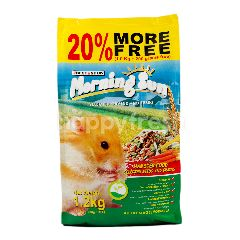 Best In Show Makanan Hamster Gandum dan Biji Bijian