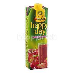 Rauch Happy Day Jus Stroberi