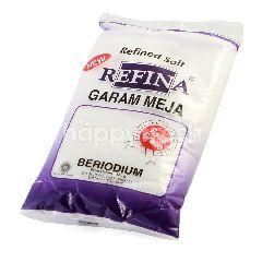 Refina Garam Meja