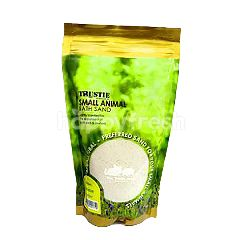 Trustie Small Animal Bath Sand (Lemon) 1Kg