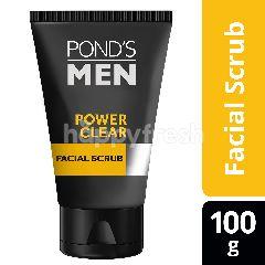 Pond's Men Facial Scrub Pollution Out