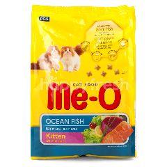 Me-o Me-O Makanan Kucing Ocean Fish
