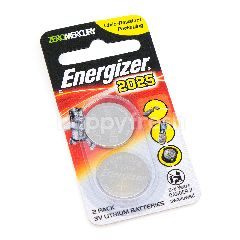 Energizer 3V Lithium Battery (2 Pieces)