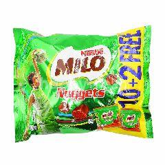 Milo Nuggets (10 Packs + Free 2)