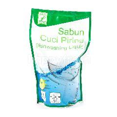 Choice L Save Sabun Cuci Piring Jeruk Nipis Pouch