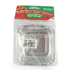 Kingfoil Wadah Makanan Alumunium Foil OX 100 TP