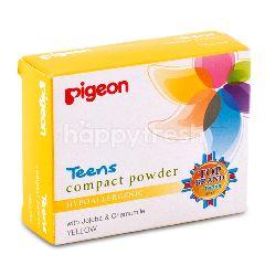 Pigeon Teens Bedak Compact Kuning