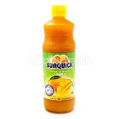 Sunquick Mixed Mango Flavoured Fruit Drink Base 840ML