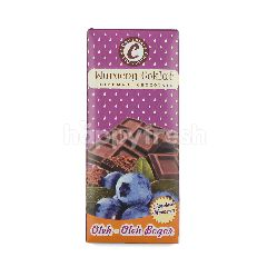 Waroeng Coklat Chocolate Blueberry Bar