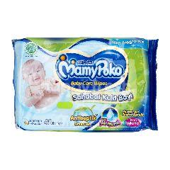 MamyPoko Tissue Ganti Popok Lembut, Non Alkohol, Non Parfum dengan Antiseptik Green Tea