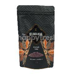 Krakakoa Cacao Nibs 70% Dark Chocolate