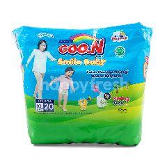 Goo.N Smile Baby Popok Celana Bayi Ukuran XL