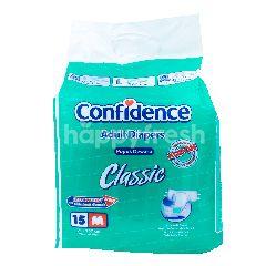 Confidence Popok Dewasa Classic M