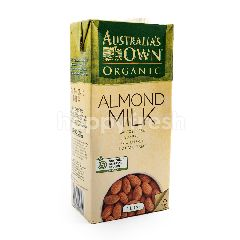 Australia's Own Organic Susu Almond