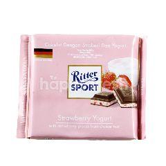 Ritter Sport Strawberry Yogurt Chocolate