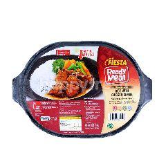 Fiesta Ready Meal Ayam Semur dengan Nasi