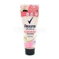 Rexona Dry Serum Anti Stain Natural Whitening