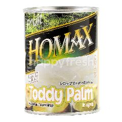 Homax Toddy Palm In Syrup