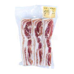 Daging Perut Babi dengan Kulit Utuh
