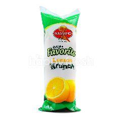 Massimo Lemon Crunch Bun