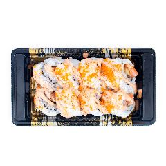 Aeon Sushi Salmon Pedas