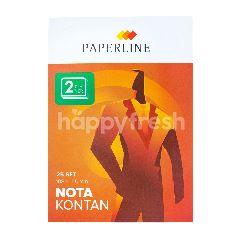 Paperline Nota Kontan Kecil NCR 2 PLY