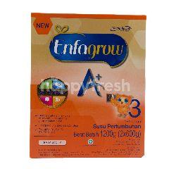 Enfagrow A+ Tahap 3 Susu Pertumbuhan untuk Usia 1-3 Tahun Rasa Vanila