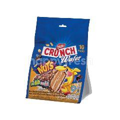 Nestle Crunch Wafer Nuts Sharebag (10 Packs x 17.6g)