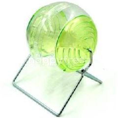 Ace Pet Hamster Rolling Ball With Stand (Assorted)