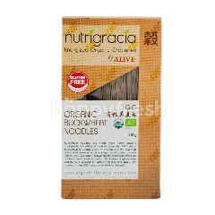 NUTRIGRACIA Organic Buckwheat Noodles