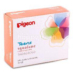 Pigeon Teens Squalane Bedak Compact Beige
