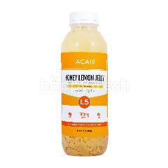 Acaii Tea Honey Lemon Jelly Cold-Pressed Juice