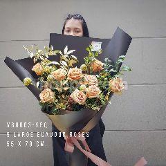 Heartis Passion bouquet