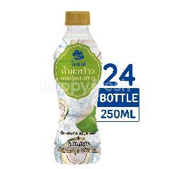 ไทยเท น้ำมะพร้าว ผสมวุ้นมะพร้าว 250 มล. (แพ็ค 24)
