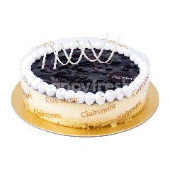 Clairmont Premium Blueberry Cheesecake 20x20