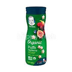 Gerber Puffs Organic Fig Berry