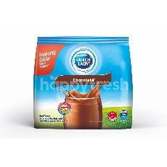 Dutch Lady Powder Fmp Chocolate Pouch 350g