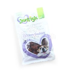 Jerhigh Chicken Cookies For Dogs