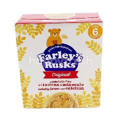 FARLEY'S RUSKS ORIGINAL Original Rusks Packed With 7 Key Vitamins & Minerals