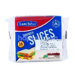 Lunchitas Keju Sandwich Lembaran Rasa Jalapeno