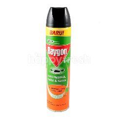 Baygon Anti Nyamuk Lalat & Kecoa Natural Orange