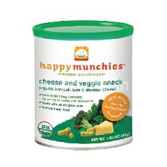 Happybaby Happy Munchies - Broccoli/Kale (46g)