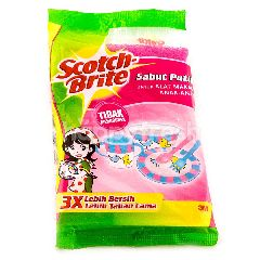 Scotch-Brite Sabut Putih