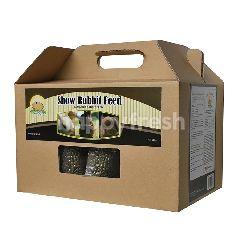 Beh & Yo Show Rabbit Feed