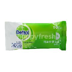 Dettol Wet Wipes (10 Wipes)