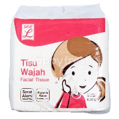 Choice L Save Tisu Wajah Fiber Alami